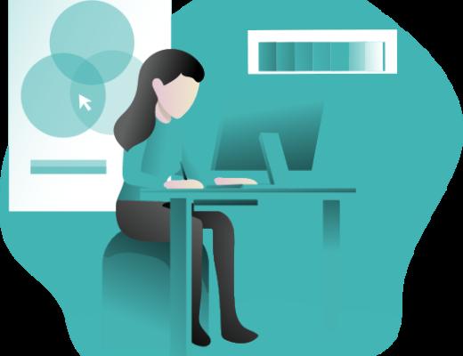 illustration article: 5 étapes clés pour gérer l'e-réputation de son entreprise