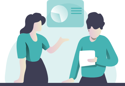 illustration article: 6 étapes clés pour élaborer un plan de veille stratégique