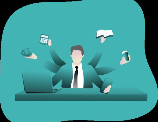 illustration article: Améliorer la gestion d'une entreprise 5 conseils efficaces