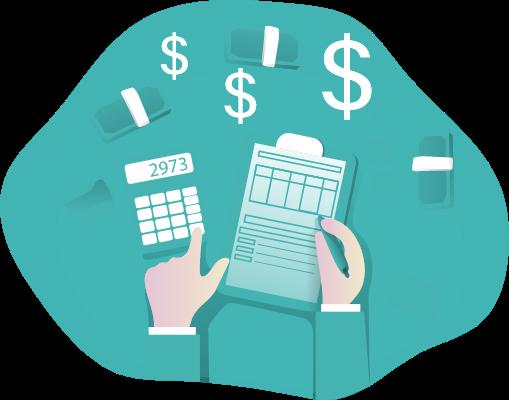illustration article: Combien coûte la création juridique d'une entreprise