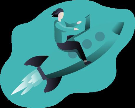 illustration article: Comment augmenter votre taux de conversion grâce aux avis de vos clients