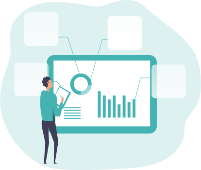 illustration article:Comment conserver une base de données clients à jour