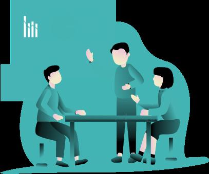 illustration article:Comment créer une culture digitale en entreprise