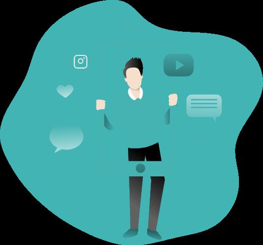 illustration article:Comment les professionnels du tourisme utilisent les réseaux sociaux pour soigner leur e-reputation