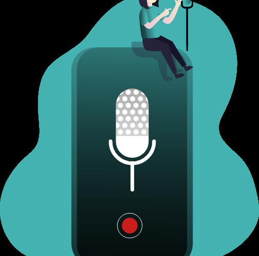 illustration article: Comment optimiser son référencement naturel pour la recherche vocale