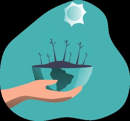 illustration article : Energies renouvelables : le futur du marché des énergies