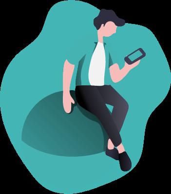 illustration article: Gérer son e-reputation sur les réseaux sociaux