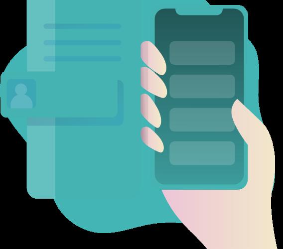 illustration article:Mail automatique de demande d'avis fonctionnement et avantages