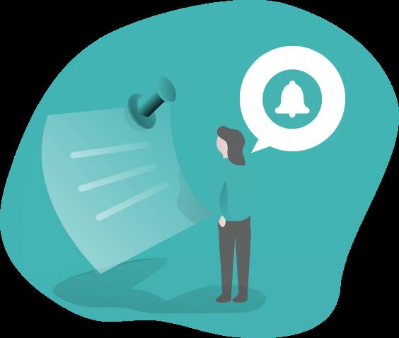 illustration article: Participez à l'enquête de l'Assurance En Mouvement portant sur l'e-reputation comme nouveau vecteur de business