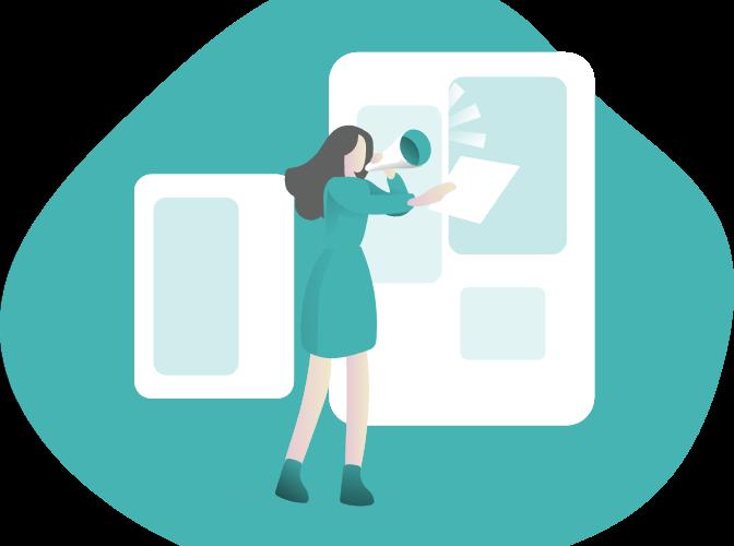 illustration article : Satisfaction client : intégrer le feedback au parcours client